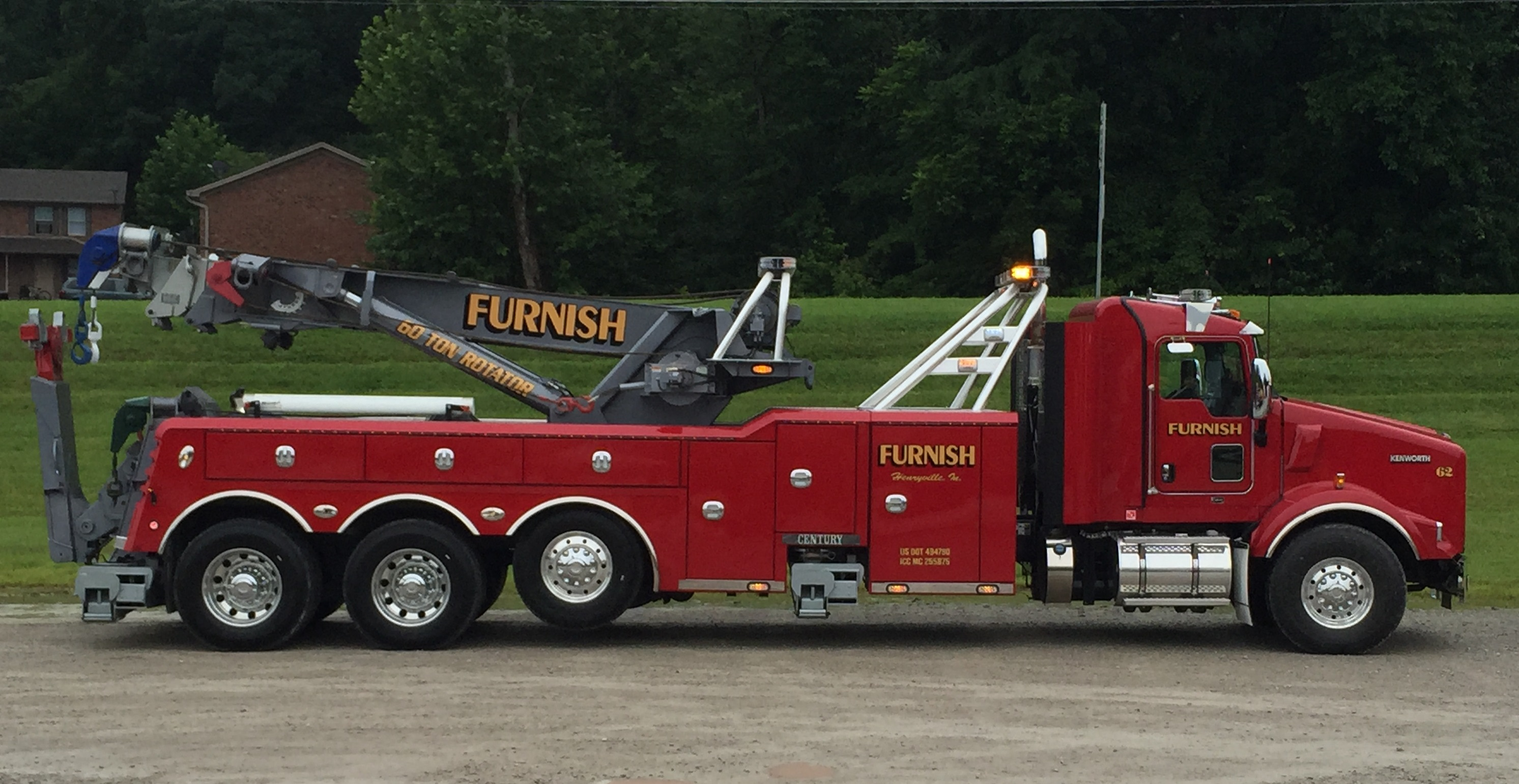 Furnish Towing & Recovery